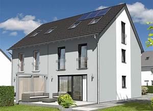 Doppelhaus Fertighaus Schlüsselfertig : das doppelhaus mainz 128 modern ihr fertighaus von town country haus ~ Frokenaadalensverden.com Haus und Dekorationen