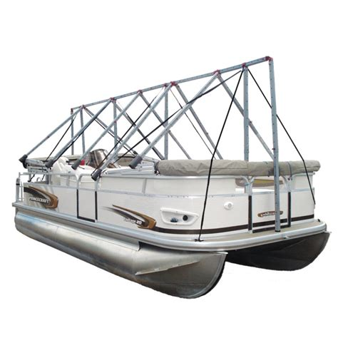 Navigloo Boat Shelter by Navigloo Boat Shelter For 19 Ft 22 Ft 6 In Runabout