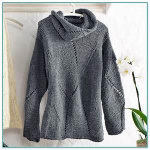 Oversize pullover stricken anleitung