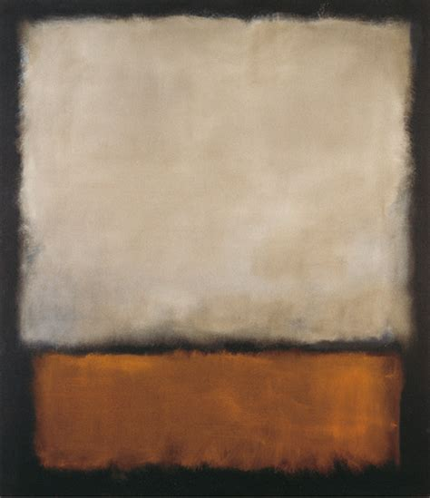 darkbrown  grey art print  mark rothko worldgallery
