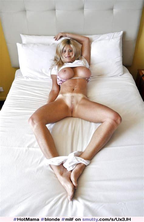 Blonde Milf Cougar Mature Lexeigh Tiedup Bigtits