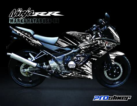 Gambar Hd Desain Sticker 3d Motor Cbr by Striping 150 Rr New Hitam Stiker Modifikasi