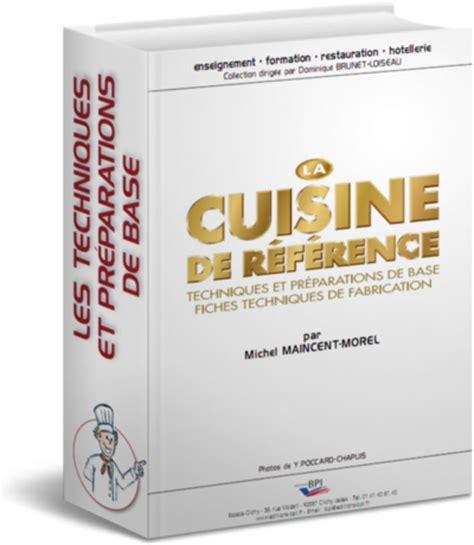 livre cuisine de reference miscelanea culinaria la cuisine de reference imprescindible