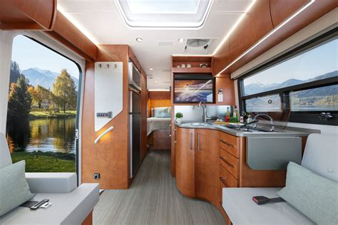 It rides and drives well, and it hosts exceedingly clever technology features. What's New for 2020 - Leisure Travel Vans