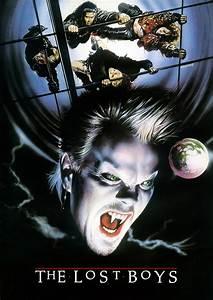 The Lost Boys (1987) Movie Poster Vampires | eBay