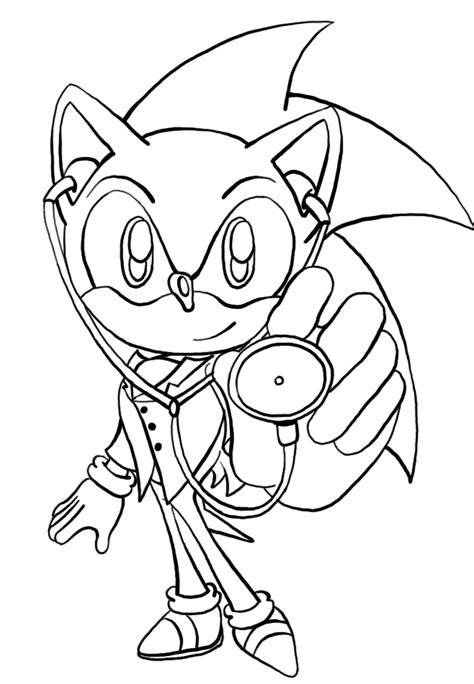 Hope your kids enjoy coloring these free printable sonic the hedgehog coloring pages online. Free Printable Sonic The Hedgehog Coloring Pages For Kids