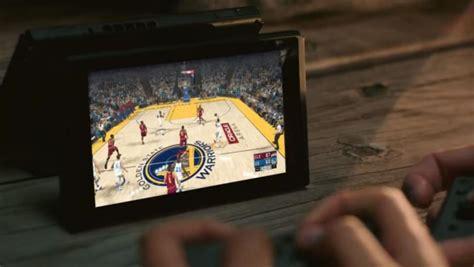 save the light nintendo switch 2k sports announces nba 2k18 for all major platforms