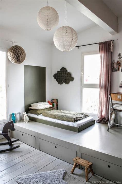 chambre podium but rafa floor bed