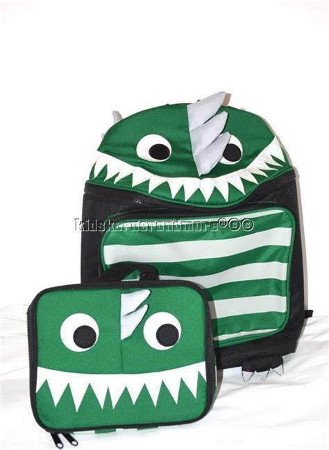 Kids Backpack And Lunch Box Sets   Crazy Backpacks