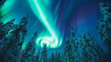 Trois époustouflants hôtels en Laponie, aurores boréales ...