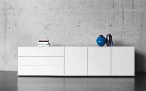 Sideboard Lang Weiß by Piure Creating Living Space Sideboard Nex Line Regal