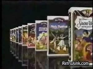 Walt Disney Masterpiece Collection Promo 2 - YouTube
