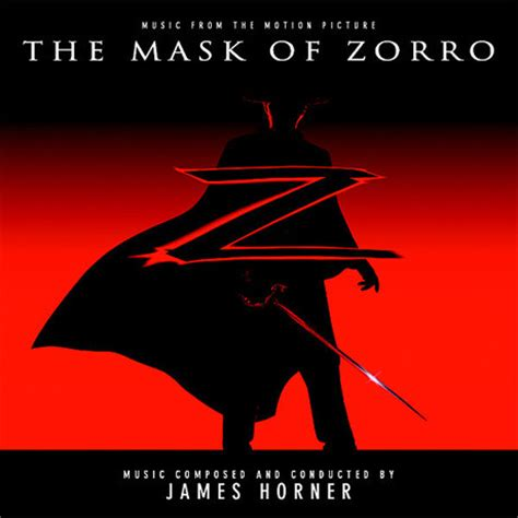 film music site nederlands the mask of zorro