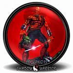 Shadow Warrior Icon Transparent Icons Pixel Background