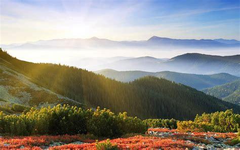 gambar pemandangan alam  indah