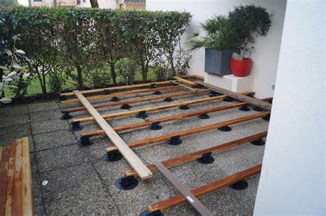 nivrem com installer une terrasse en bois composite sur
