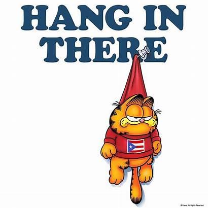Garfield Hang There Standing Puerto