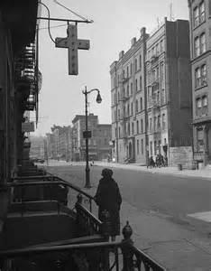 Gordon Parks Harlem Street Scene