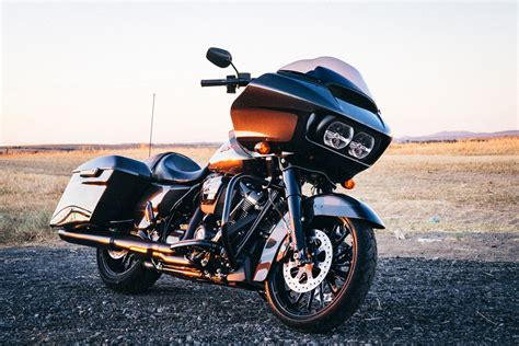 Review Harley Davidson Road Glide Special by Mile Eater Harley Davidson Road Glide Special Review Za