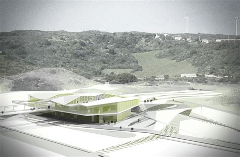 Gallery Of Ferry Terminal  F451 Arquitectura 16