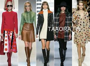 looks sixties tendance automne hiver 2014 2015 taaora With mode tendance hiver 2015
