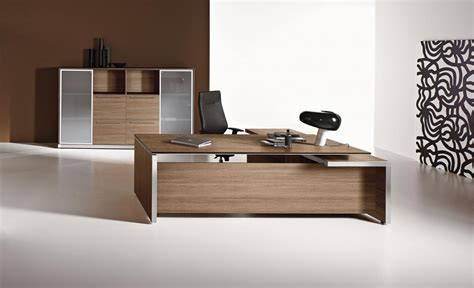 mobilier bureau contemporain individual office workstation eos collection by las mobili