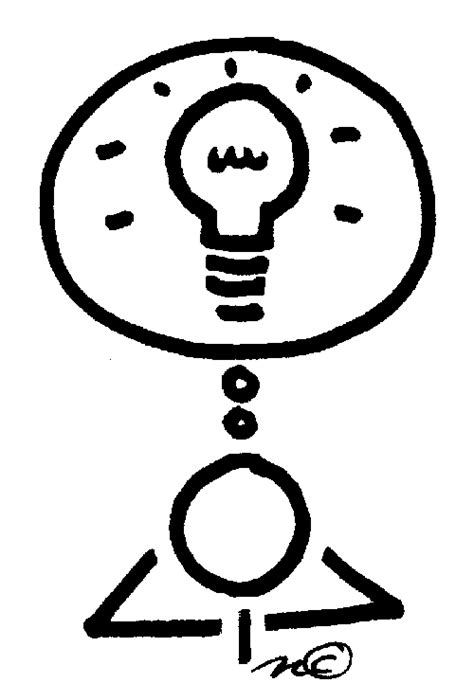 14806 student thinking clipart black and white stick thinking clipart panda free clipart images