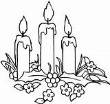 Candle Coloring Procoloring Coloringpages Coloringbooks Printable Candles Designlooter Coloringforadults Decorating Template sketch template