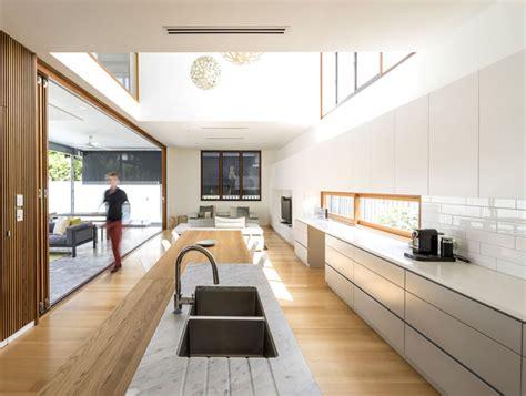 australian home interiors backyard house by joe adsett architects interiorzine