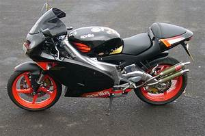 2004 Aprilia Rs 125