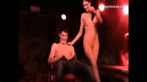 Lap Dance On Strip Show Club Stage Eporner