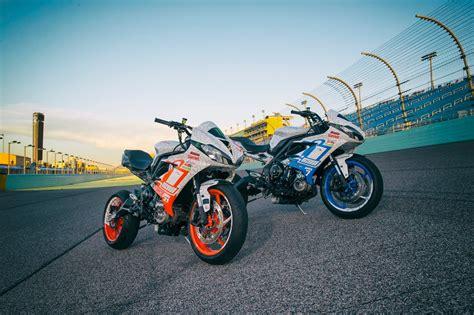 Motorcycle Vs Car Drift Battle 4, Many Tires Were Harmed