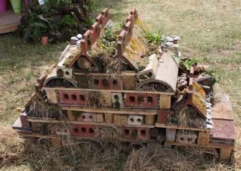 insektenhotel selber machen insektenhotel selber bauen 69 ideen und bauanleitungen