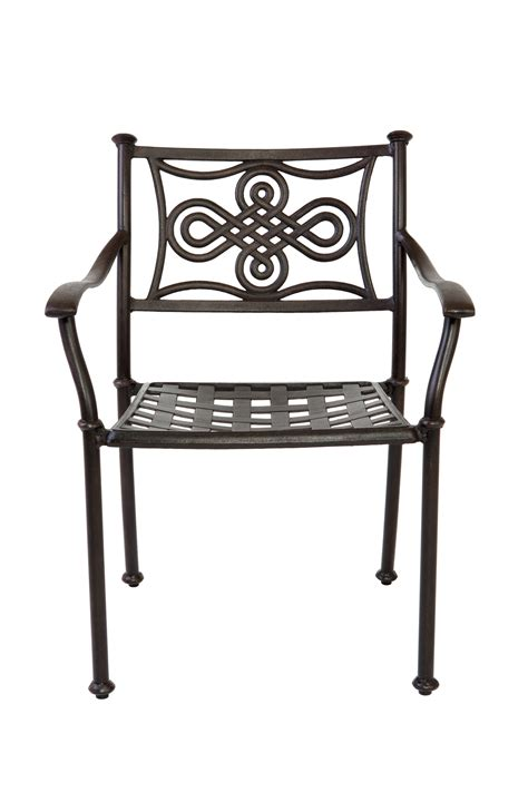 manor large oval set with knysna chairs antique bronze