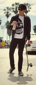 I AM GALLA: skating in Venice   Style Guide   Pinterest ...