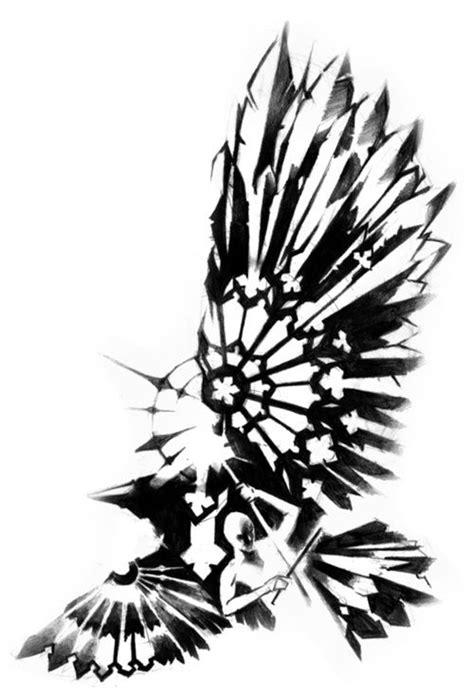 grim reaper tribal | Raven Tattoo Design – Best tattoos