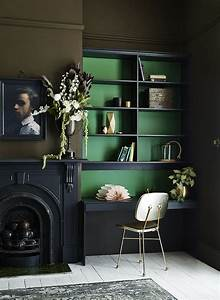 11, Best, Images, About, Dark, Green, Interiors, On, Pinterest