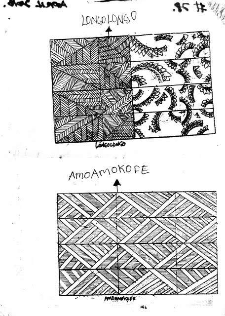 Book Arts in Tonga part 2: Learning Tongan Design and