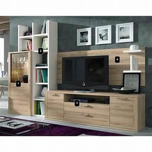 bibliotheque meuble tv nestis With maison du monde meuble tv 0 meuble bibliothaque tv ivoire passy maisons du monde