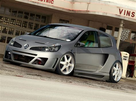 Renault Clio R S Modification by Renault Clio Modification Wide Tuning Extreem The