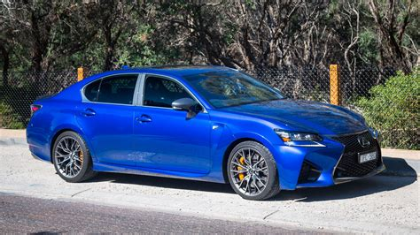 2018 Lexus Gs F Review Caradvice