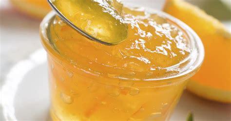 recette confiture doranges au companion