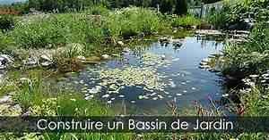 guide de jardinage aquatique bassins cascades ruisseaux With plan de bassin de jardin 3 construire un pont de jardin etapes de construction plan