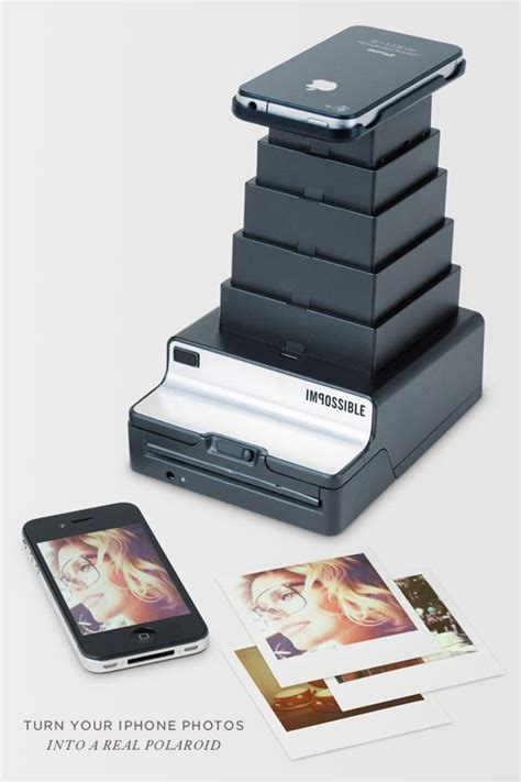 polaroid for iphone instant lab by the impossible project turns iphone