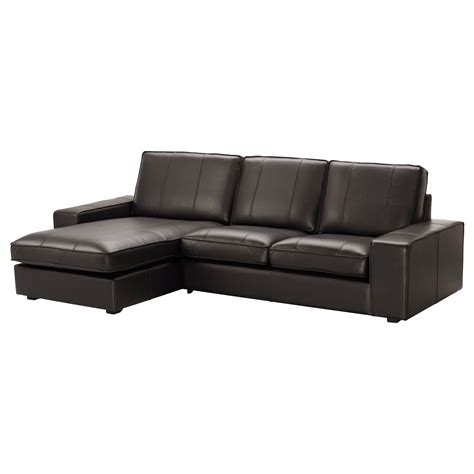 canapé sater ikea leather coated fabric sofas ikea