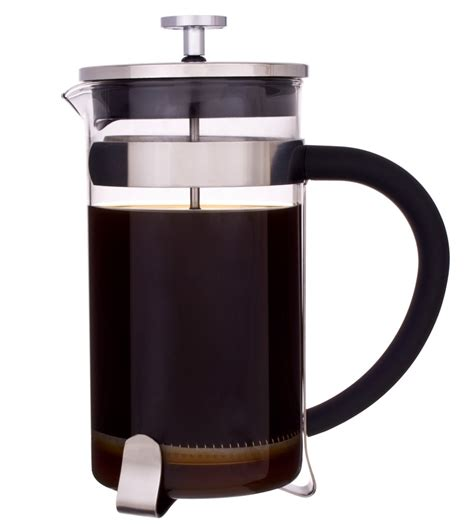 We source high quality coffee beans and roast daily right here in auckland, nz. Glass Coffee Plunger 8 Cup/800ml With Scoop - TFE