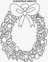 Wreath Coloring Christmas Pages Printable Advent Wreaths Reef Garland Sketch Holiday Template Getcolorings Filminspector sketch template