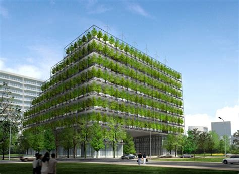 Green Architecture Transforming The Built Environment