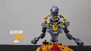 HAETAE LEGO MOC OVERWATCH ZENYATTA
