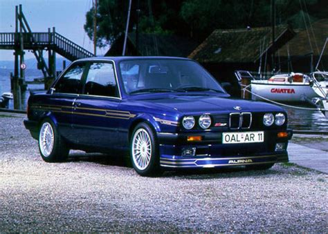 Alpina Front And Read Spoiler